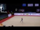 Алина Ермолова - обруч финал МТ, Лиссабон 2015
