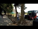 18.07.18 B.A.P по дороге на репетицию @ Torch Relay Concert Asian Games 2018 di Candi Prambanan