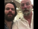 Video with Stephen Walters from Graham's instagram in Las Vegas