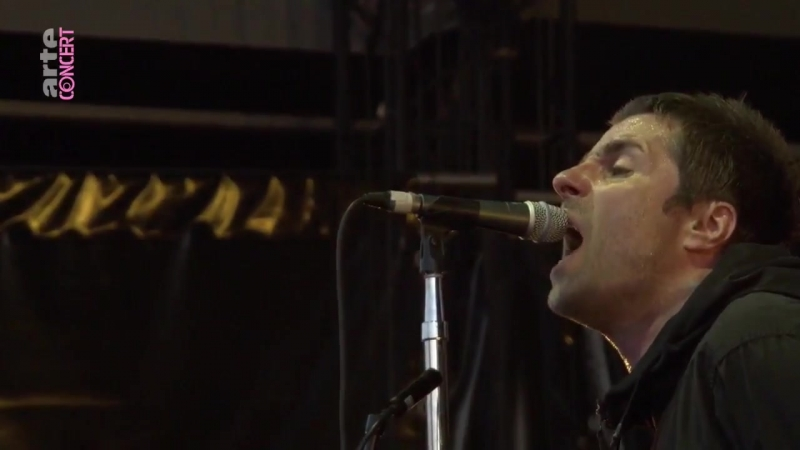 Liam Gallagher - Sziget Festival 2018