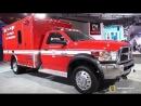 RAM 4500 Chassis Cab LA Fire Department Truck 2018 - Exterior Walkaround - 2017 LA Auto Show