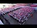 Atatürk Çocukları Marşı- Mustafa Öncel ilkokulu ortaokulu 29 Ekim Cumhuriyet Bayramı kutlaması