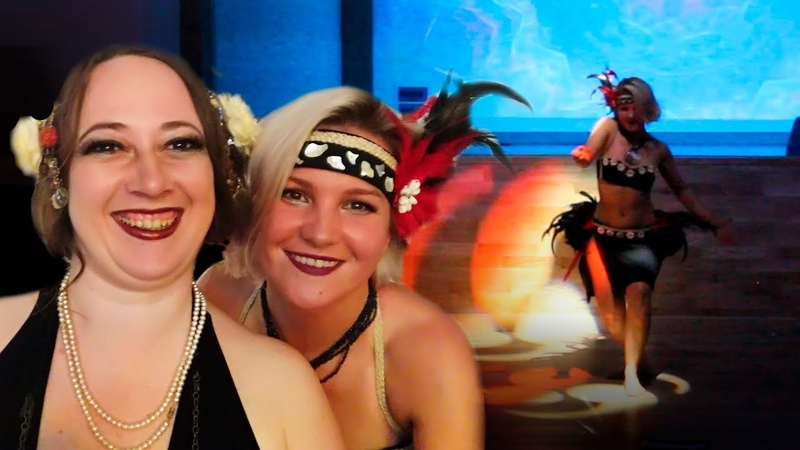 Zhanna @ Tribal festival of Roksana Bashkirova ♥ Maohi tribe ♥ Tahitian dance in Russia