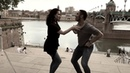William Teixeira and Irene Silvia Bachata dance in Toulouse France