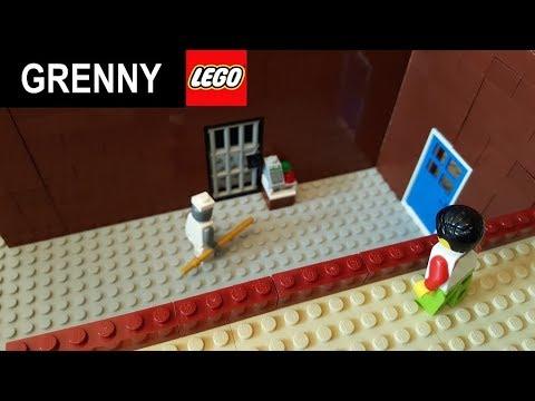 LEGO GRENNY анимация