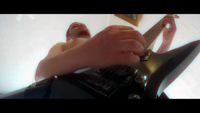 Linkin Park - Blackout (Full Metal cover by Edgar Nuriev)