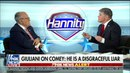 RUDY GIULIANI FULL ONE-ON-ONE INTERVIEW WITH SEAN HANNITY (5/2/2018)