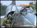 F-104 Starfighter 5°Stormo Cervia AB last year 2003 19.wmv