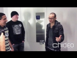Chester Bennington talks about his daily rituals