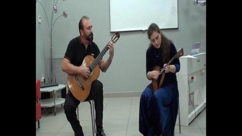 Гляжу в озера синие Е. Тростянский исп. Эльвира Донская и Александр Шумидуб