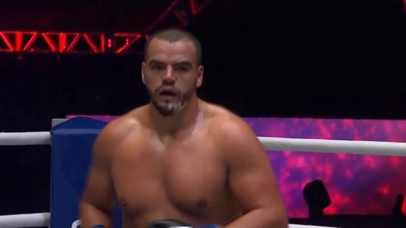 Tarik Khbabez VS Alanin Ngalani ONE CHAMPIONSHIP: PINNACLE OF POWER