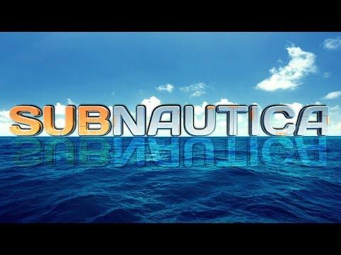 Subnautica - стрим 1 (1440p 60Fps)