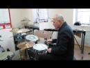 Favorite grooves of Alexander Sapega Amati drums