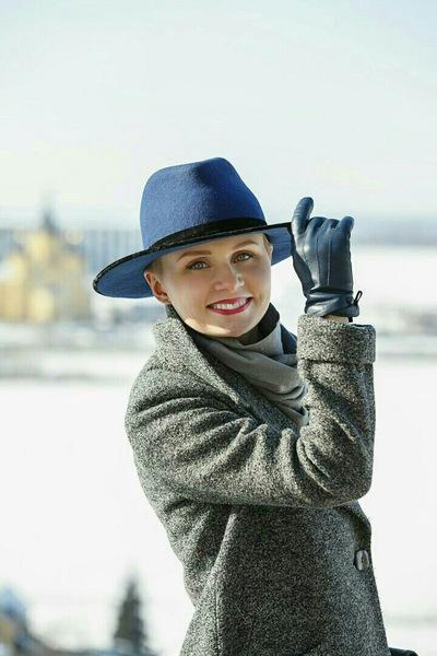 Александра Сохань