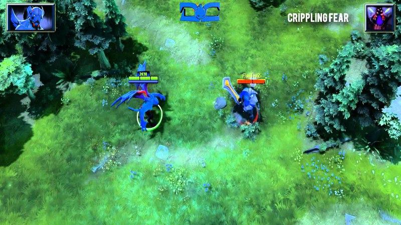 Dota 2 Hero Spotlight - Night Stalker [Remastered]