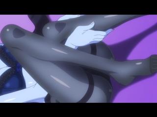 SHIZA Повседневная жизнь с девушкой-монстром / Monster Musume no Iru Nichijou TV OVA-2 15 серия MVO2017Русская озвучка