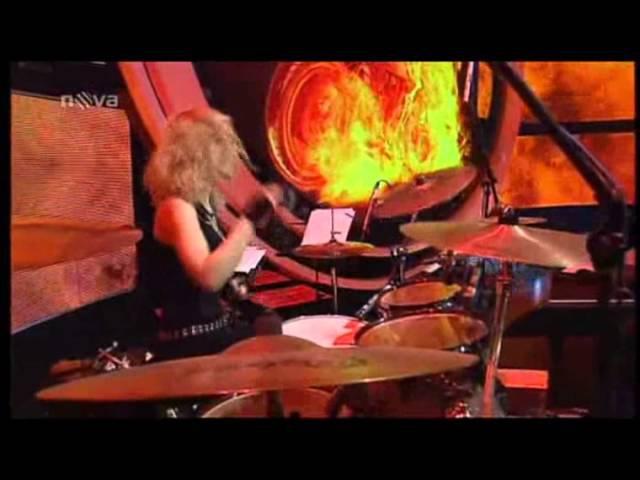 Gabriela Gunčíková - Highway To Hell (AC/DC) Silvestr (New Year´s Eve) 2013/2014