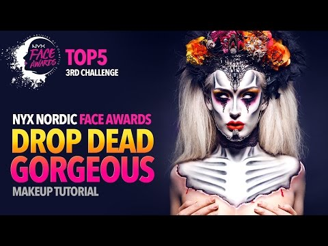 NYX Nordic Face Awards Top 5 Challenge - Drop dead gorgeous
