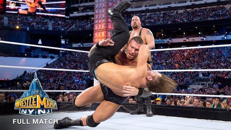 FULL MATCH - Randy Orton, Sheamus Big Show vs. The Shield: WrestleMania 29 (WWE Network)