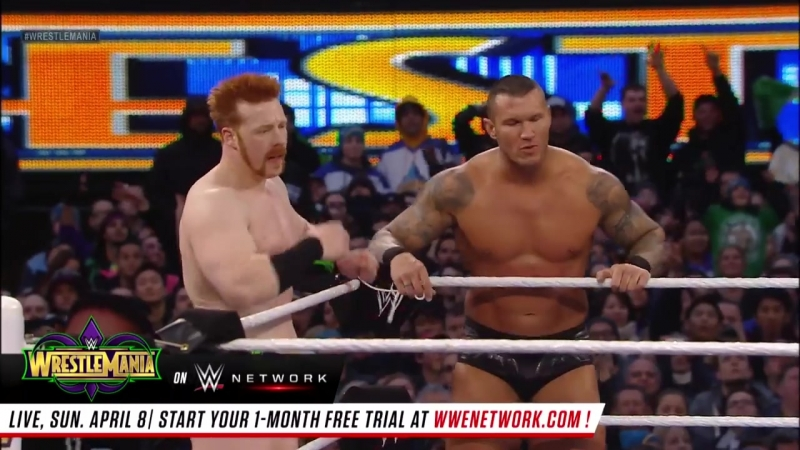 FULL MATCH - Randy Orton, Sheamus Big Show vs. The Shield- WrestleMania 29 (WWE Network)