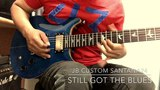 Gary moore-still got the blues(solo cover) JB Custom shop