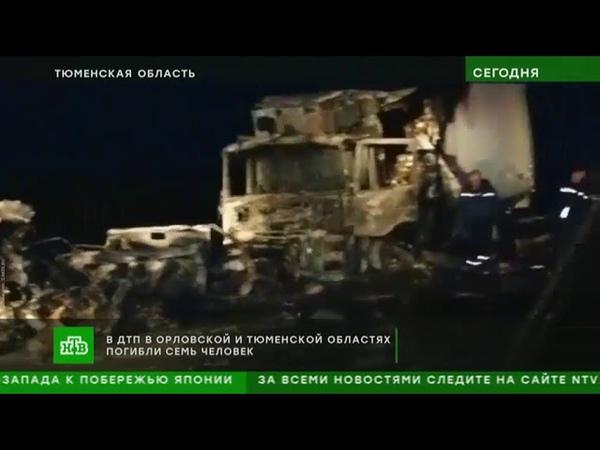 Вмассовом ДТП вТюменской области пострадали двое детей ибеременная женщина