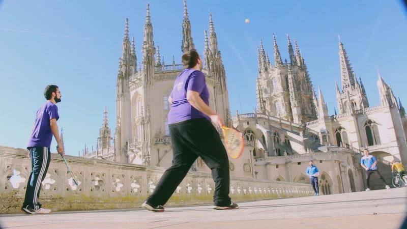 Vídeo Promocional I Campeonato de España de Crossminton
