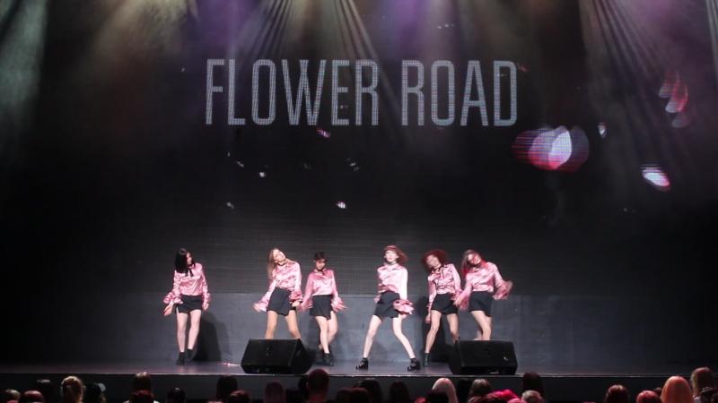 Flower Road Sonamoo Prequel I knew it IdolCon 2018