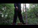 [Боевые ботаники] Ходьба по высоким столбам — тренировка равновесия и избавление от страха с Виктором Панасюком