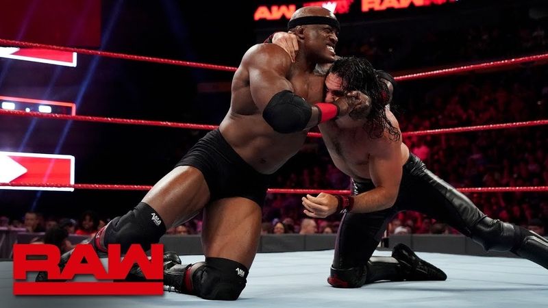 Lashley, Rollins and Elias collide for massive SummerSlam opportunity: Raw, July 16, 2018