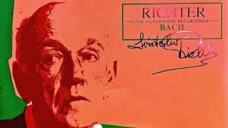 Bach - English French Suites - Overture / Italian Concerto.. (Century's recording : S.Richter)