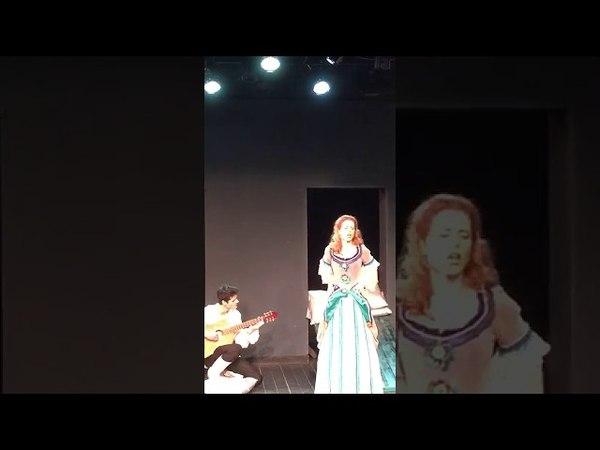 Performs by Pogorelova Katarina,