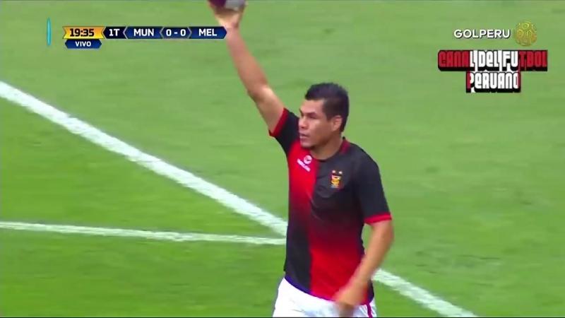 Перу-2018-Верано-В1-03.02.18. Депортиво Мунисипаль - Мельгар (1-3)