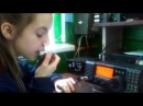 2018.HAM Radio in Teofipol-UR7TWY.Scool station.