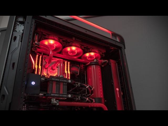 Timelapse Build ROG PC Porn
