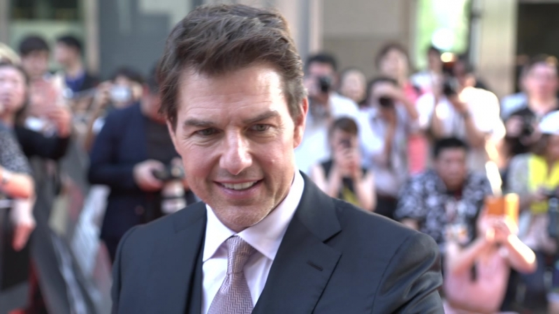 Mission: Impossible - Fallout - Tokyo Premiere - Tom Cruise Interview