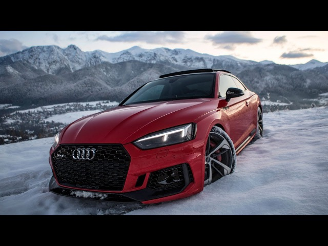 CAN THE 2018 AUDI RS5 HANDLE THE SNOW? - 450hp/600Nm/BiTurbo to the test