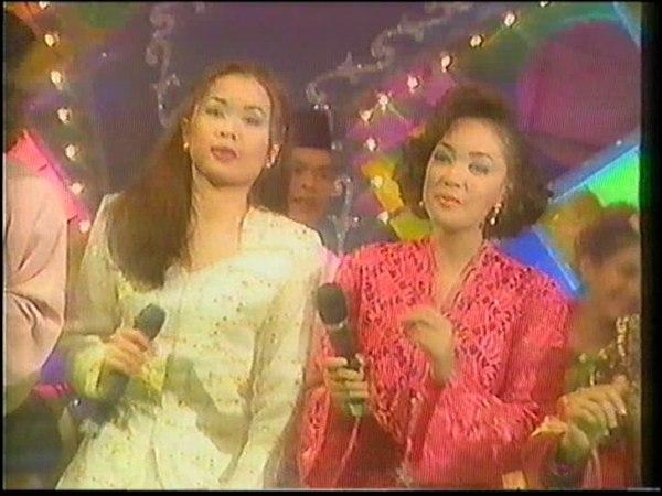 Temasya Aidilfitri '99 Siti Nurhaliza Fauziah Latiff Sharifah Aini Noraniza Idris dll Nikmat Hari