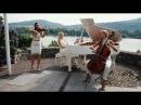Hallelujah - Instrumental (Cover) | Piano Violin Cello