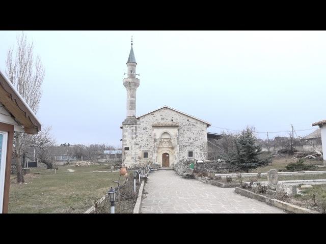 Мечеть Узбек Хана. Экскурсия.