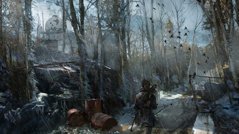 «Rise of the Tomb Raider» Стрим №3 [Survival] «Восхождение Расхитительницы гробниц» (18)