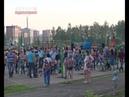 В микрорайоне Никольский состоялся праздник двора