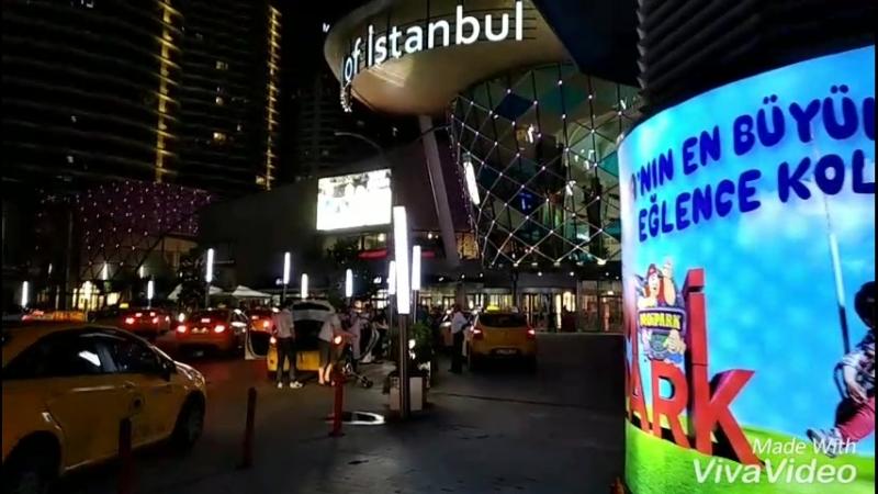 Едим в Mall of Istanbul - самый крупный торговый центр в Стамбуле
