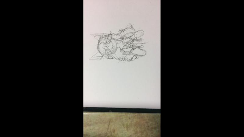 Рисуем долги :D
