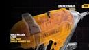 DEWALT 18V Cordless XR Concrete Nailer DCN890