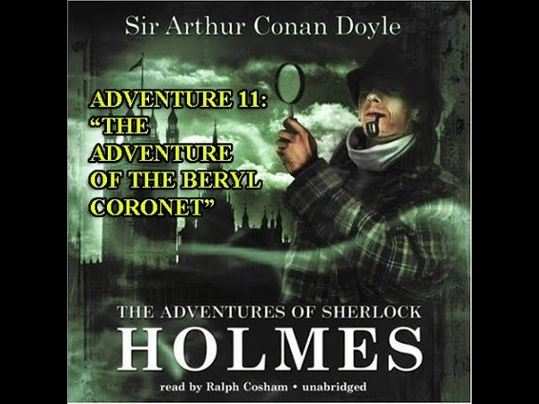 Learn english through story-Advance level-The Adventures of Sherlock Holmes : Adventures 11