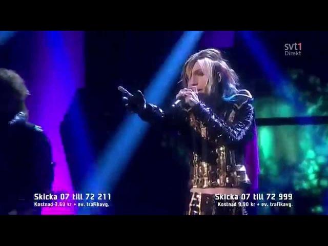 Yohio - To The End - Melodifestivalen 2014