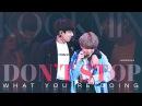 Jikook / Kookmin • When your eyes meet with mine 💐