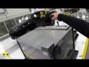 Proud to be Lamborghinis partner Visita alla fabbrica Lamborghini linea SUV Urus
