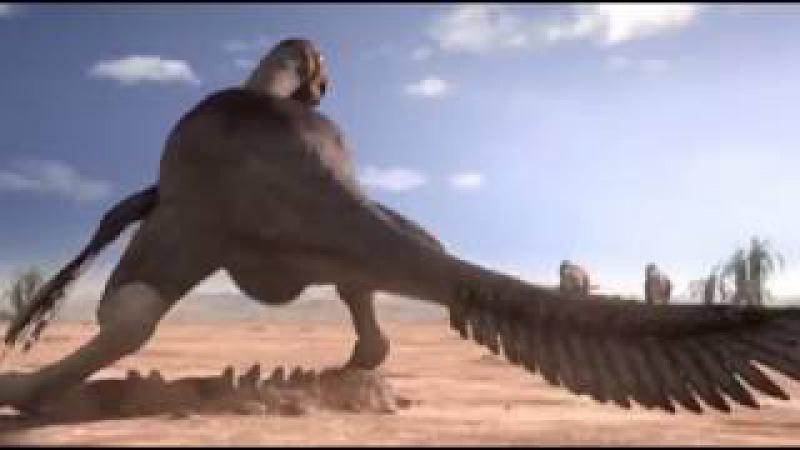 6 Planet Dinosaur The Great Survivors - Планета динозавров Великие выжившие